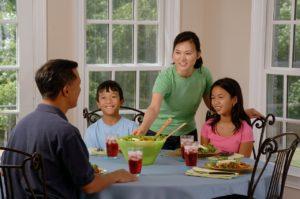 cohésion en famille